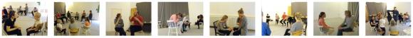 Storyplay øvelser i storgruppe